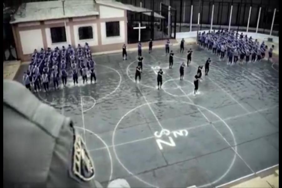 INPE: Mira aquí el video que grabaron los internos dentro del penal