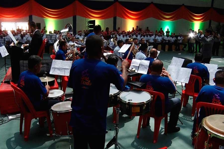 Internos del Callao y Lurigancho aprenden a resocializar a través de la música