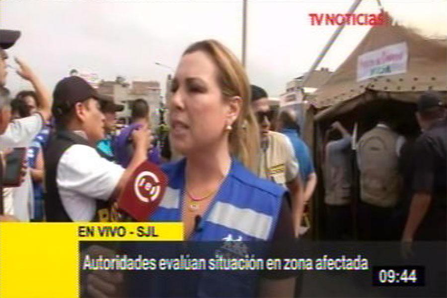San Juan de Lurigancho: adoptan medidas para prevenir epidemias