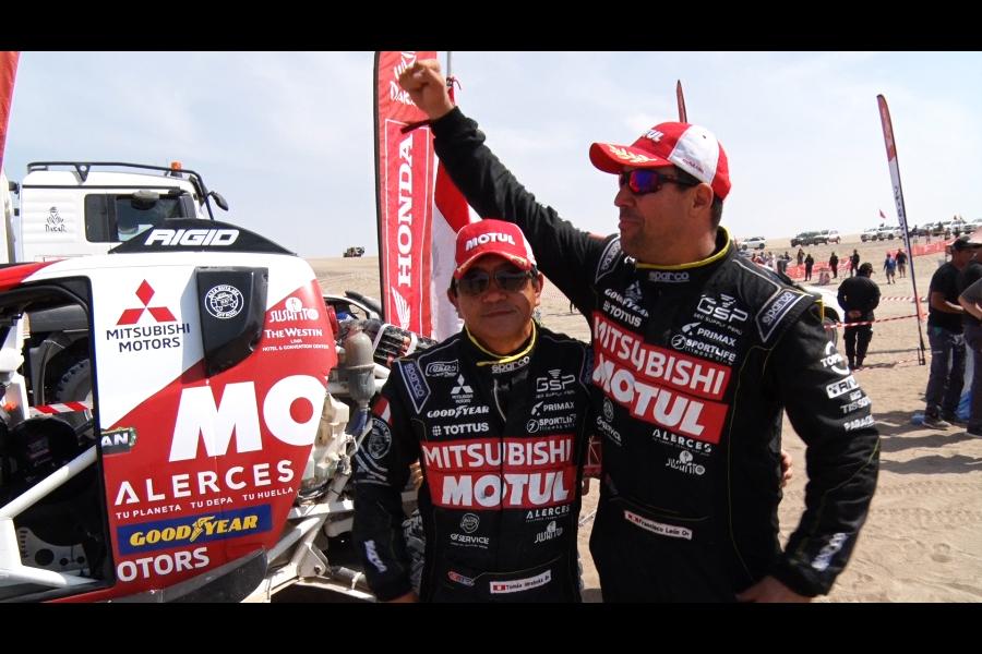 Dakar 2019: Francisco León gana categoría T1S de la competencia