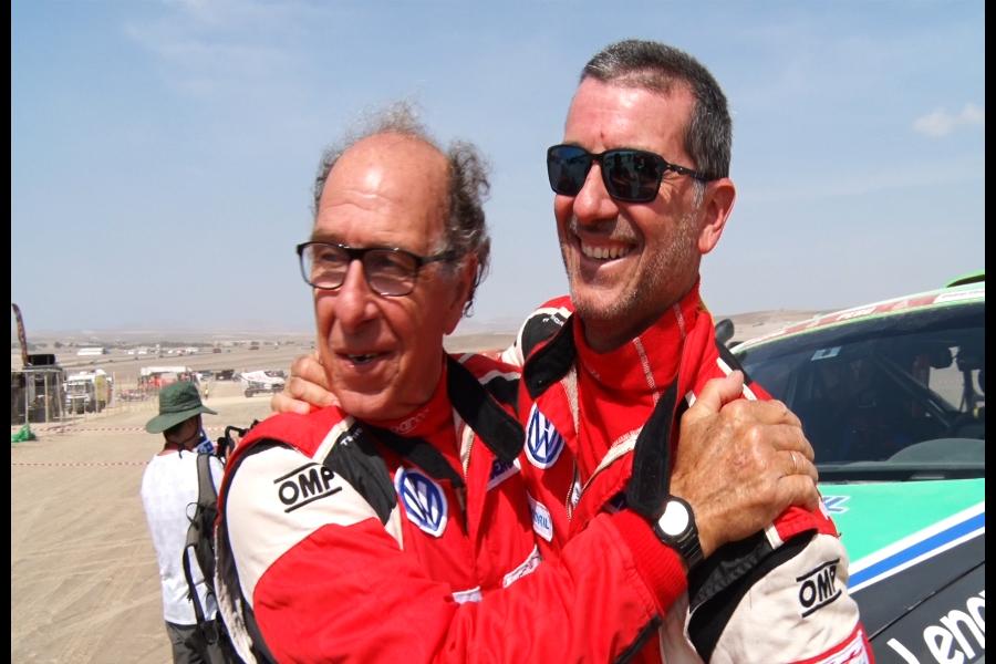 Dakar 2019: los pilotos peruanos que llegaron a la meta
