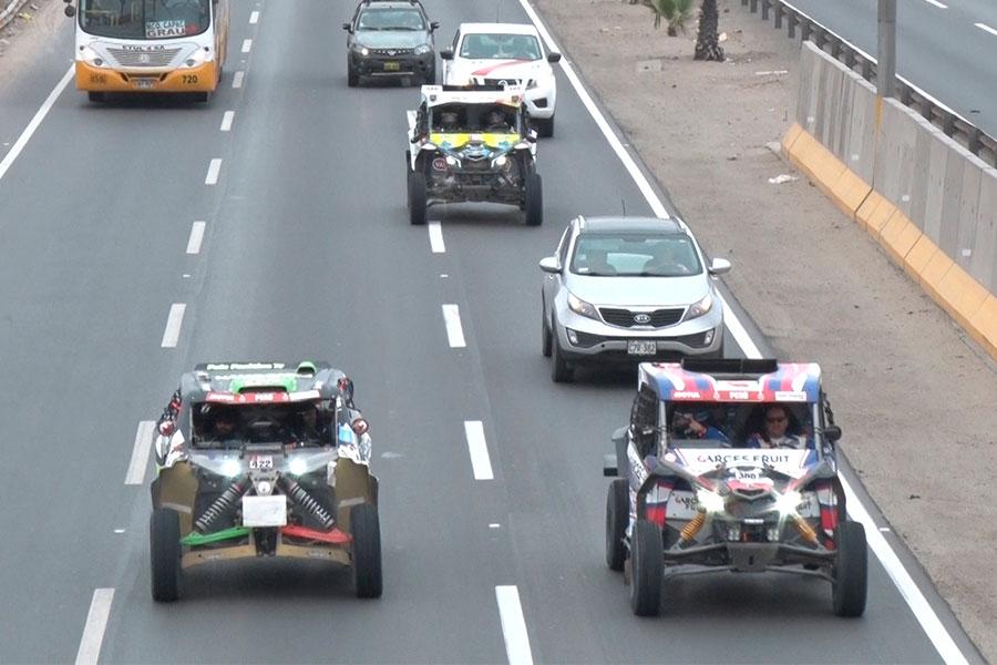 Dakar 2019: pilotos llegaron a Lima tras culminar la competencia