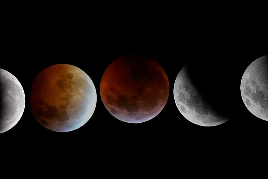 Luna de sangre se apreció en diversas partes del mundo