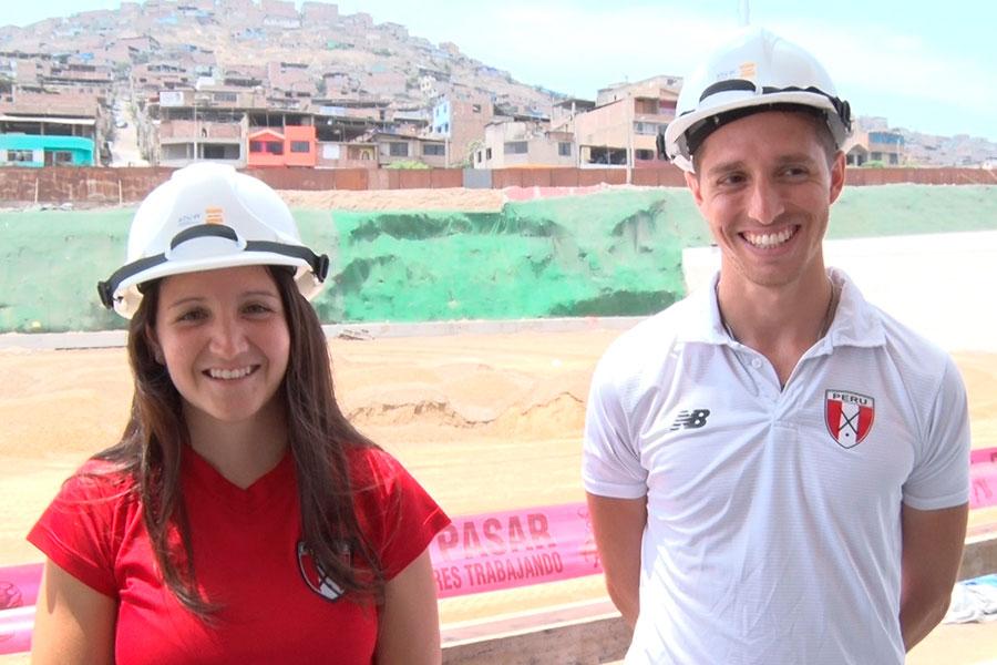 Selección peruana de hockey sobre césped se prepara para los Panamericanos Lima 2019