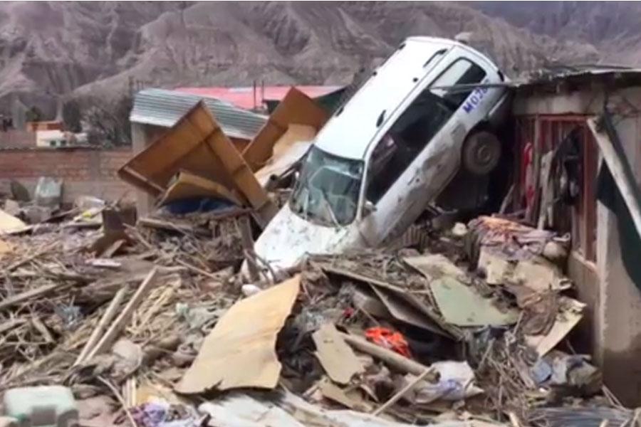 Tacna: pobladoras de Mirave narran el terrible episodio del desborde