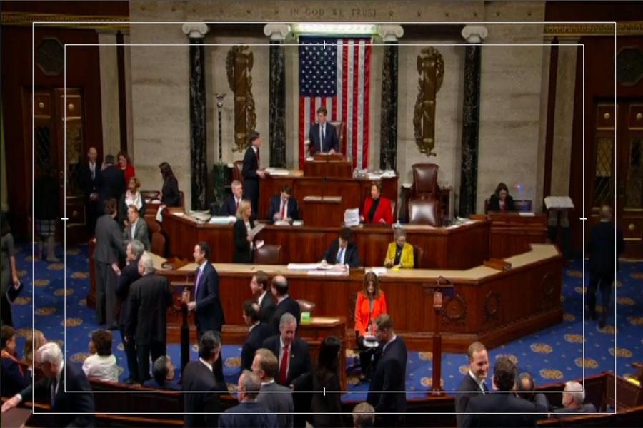 """Aprueban ley en EE. UU. que evita otro """"shutdown"""""""