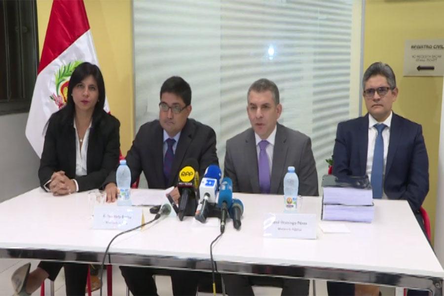 Odebrecht firma acuerdo de cooperación con la Fiscalía de Perú