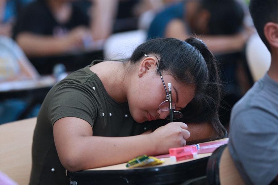 San Marcos realizó simulacro de admisión con más de 16 mil jóvenes