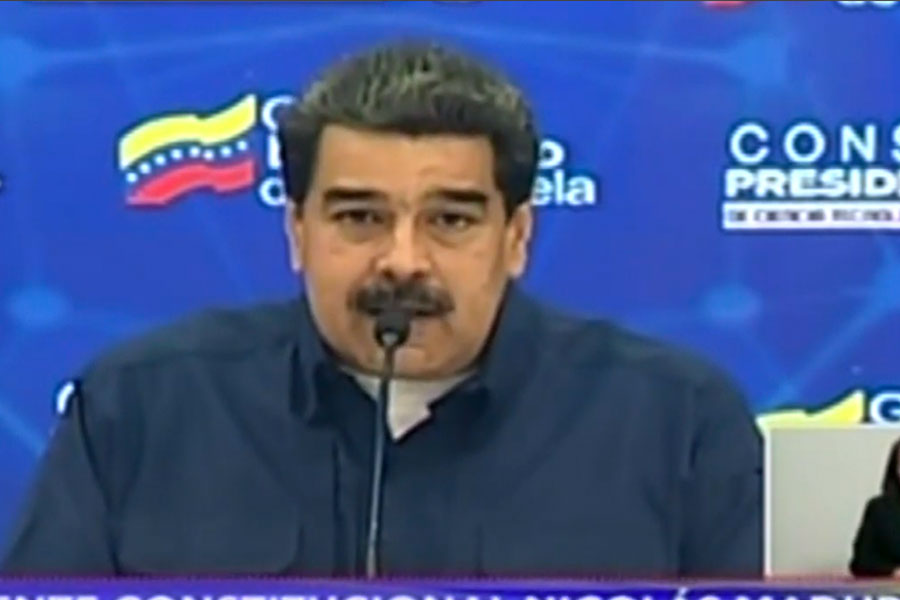 Maduro anuncia arribo de toneladas de ayuda desde Rusia