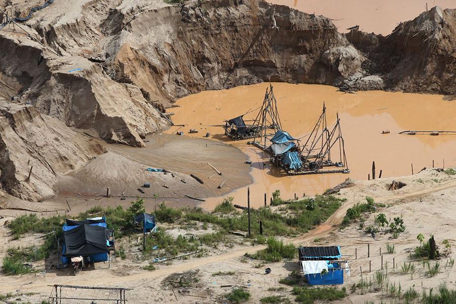 Mercurio 2019: duro golpe a la minería ilegal en Madre de Dios
