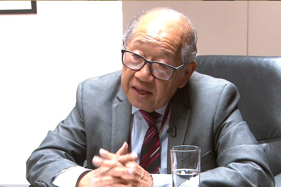 Julio Kuroiwa recomienda trabajar en prevención de riesgo de desastres