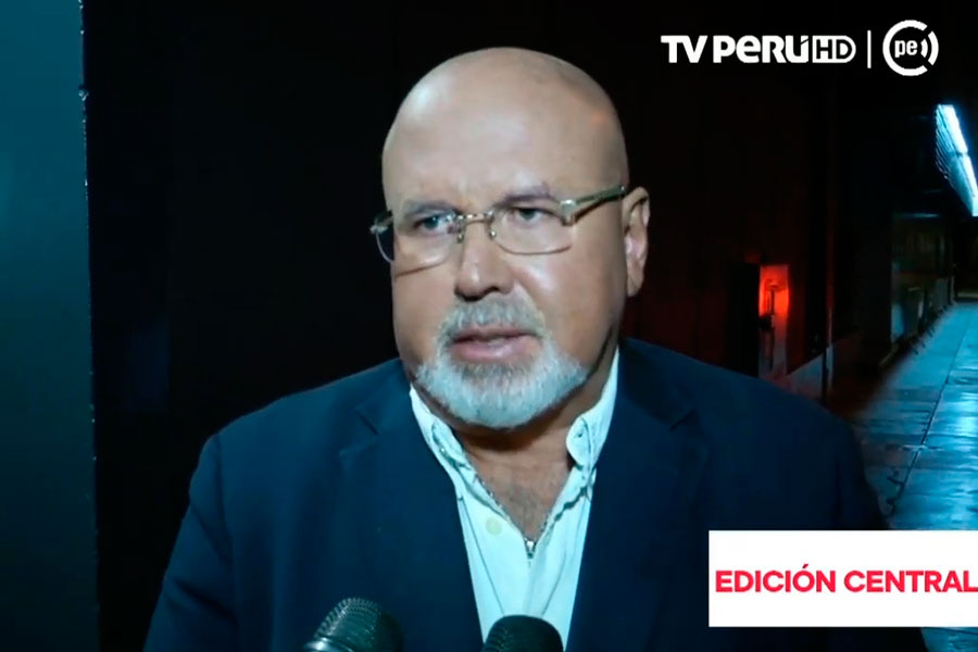 Bruce pedirá renuncia de directorio de Sedapal por aniego en San Juan de Lurigancho