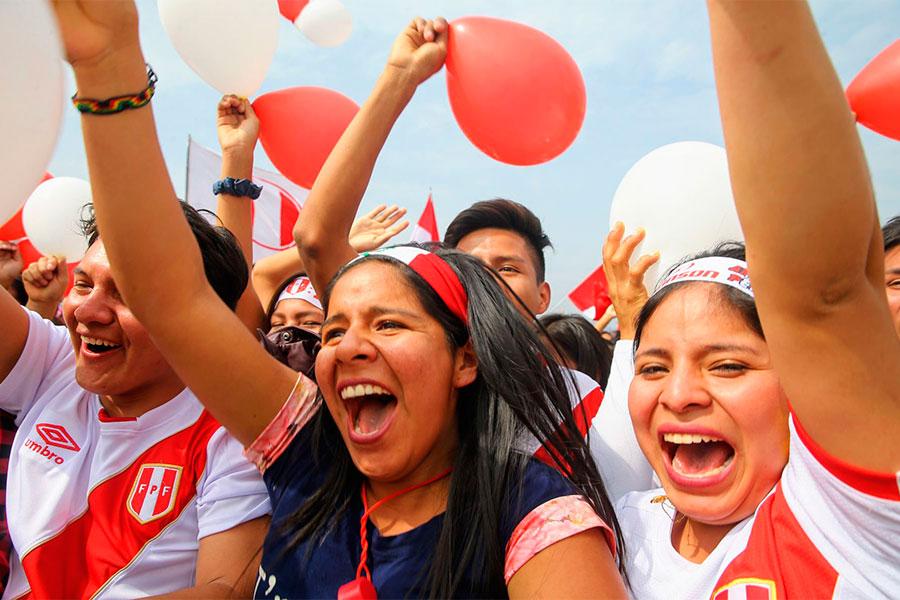 ¿Qué hace felices a los peruanos?