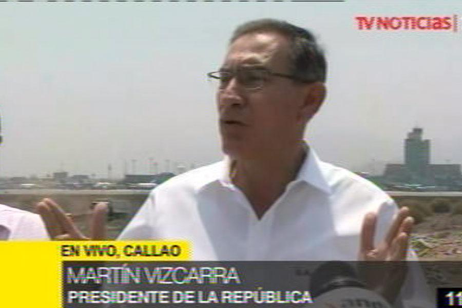 Vizcarra: Vicente Zeballos respondió con solvencia la interpelación