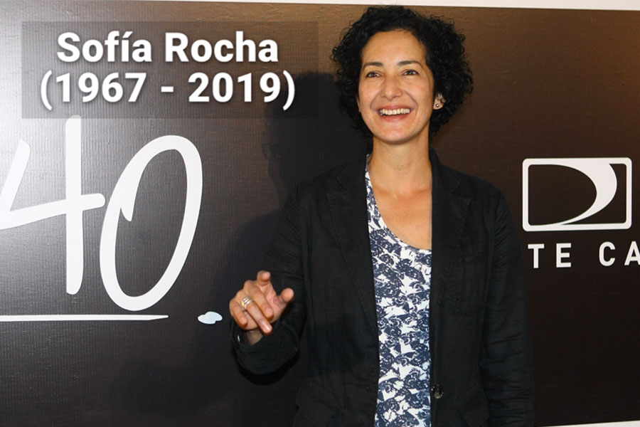 Recordando a Sofía Rocha