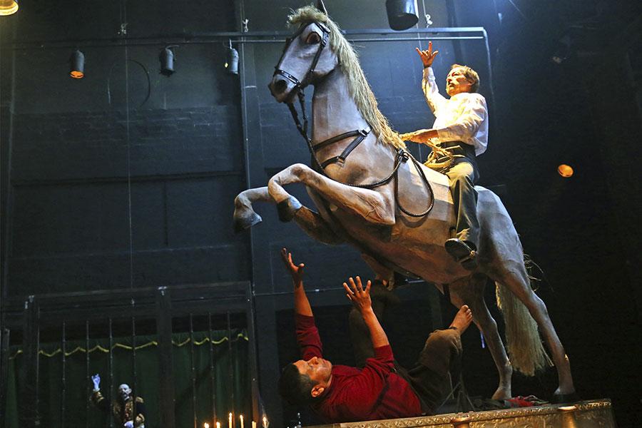 Yuyachkani vuelve al Gran Teatro Nacional con su obra Santiago