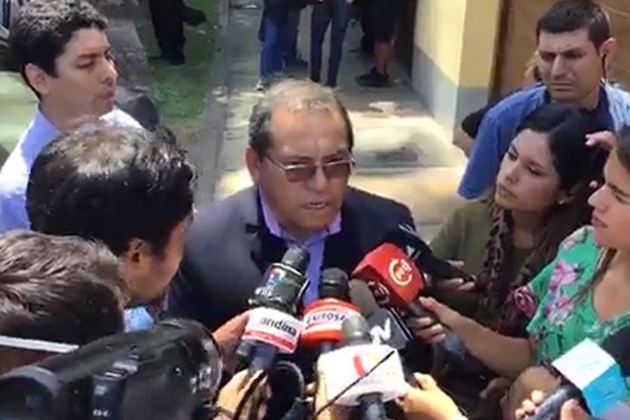 Alan García: secretario personal narra los momentos previos a los hechos