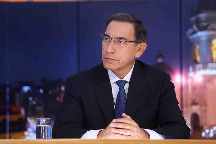 Vizcarra: busquemos la unidad de los peruanos