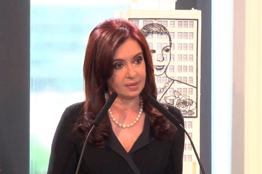Cristina Kirchner será candidata a vicepresidente en próximas elecciones argentinas