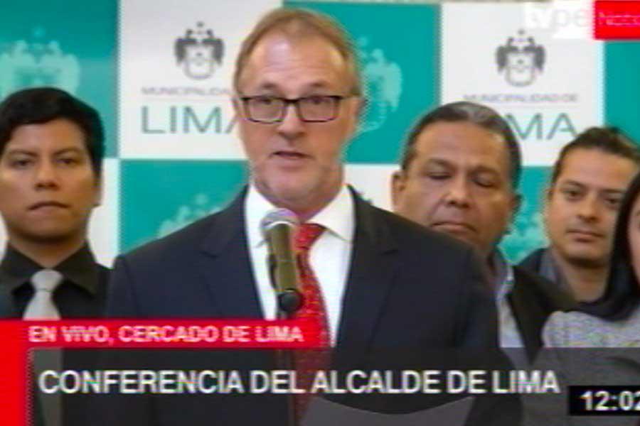 Concejo de Lima aprueba evaluación conjunta de contratos de peajes