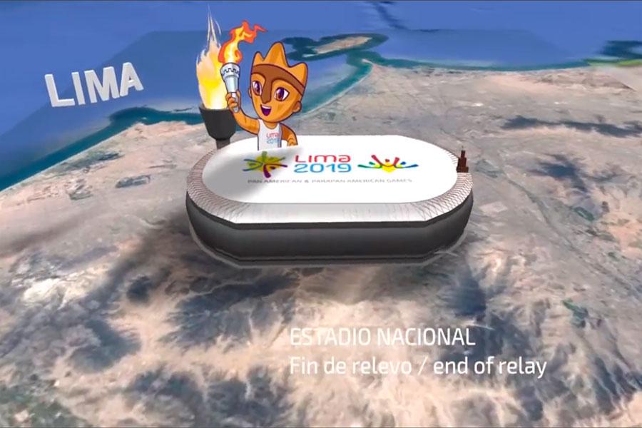 Conoce la Ruta de la Antorcha Panamericana