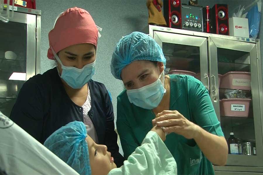 Cirujana lidera unidad de trasplante del INSN-San Borja