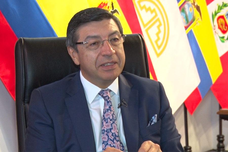 """CAN celebra 50 años con eliminación del costo de """"roaming"""" en países andinos"""