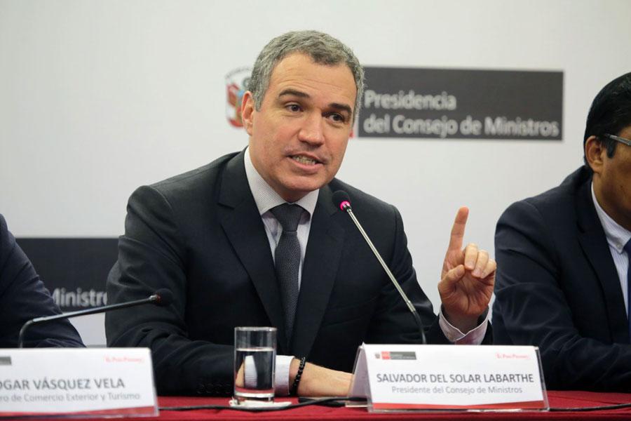 Ejecutivo exhorta al Congreso a discutir cambios en inmunidad parlamentaria