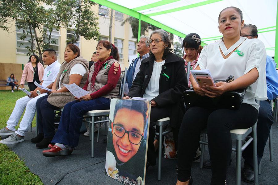 Solo 2 personas por cada millón de habitantes son donantes en el Perú