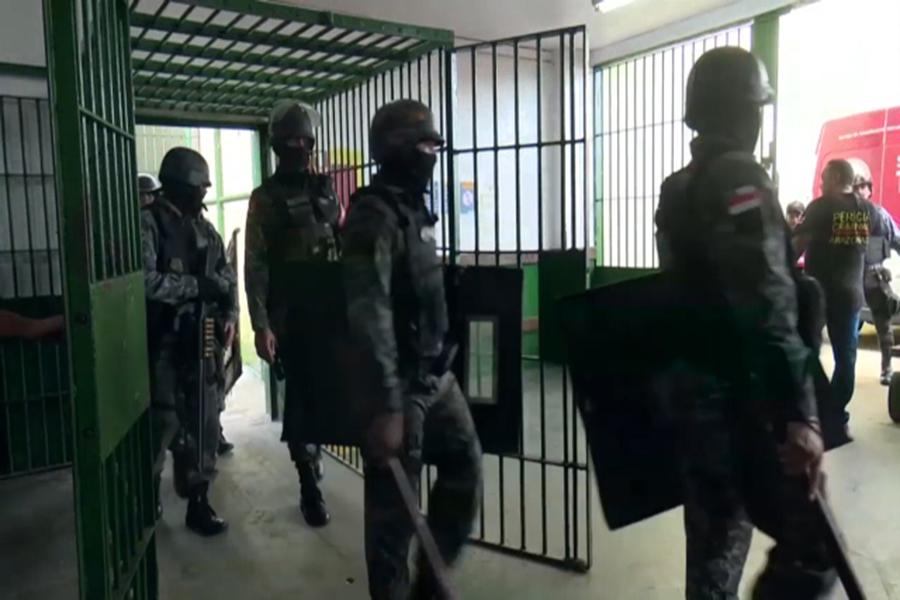Enfrentamiento entre presos en cárcel de Brasil deja 15 muertos