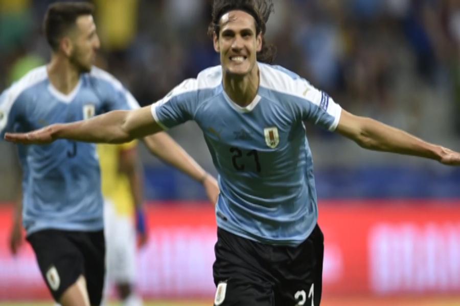 Copa América: Uruguay inicia camino a la Copa tras el 4-0 a Ecuador