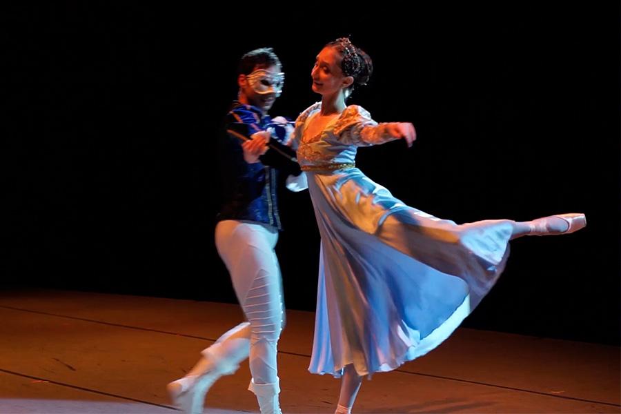 """""""Romeo y Julieta"""" el clásico de Skakespeare en ballet en el GTN"""