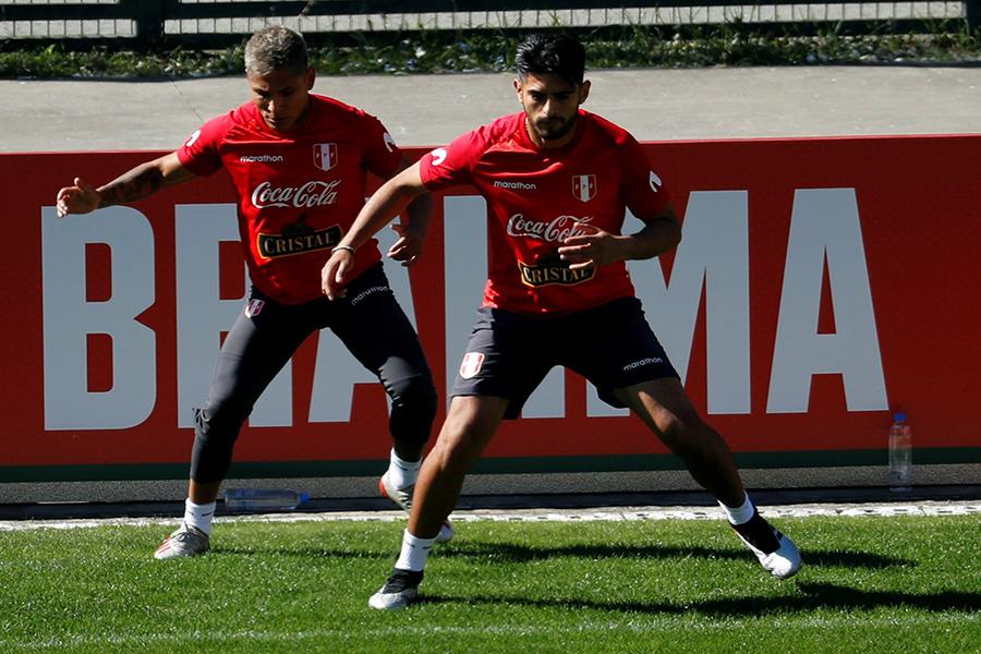 Copa América: Perú entrena mientras espera a su próximo rival