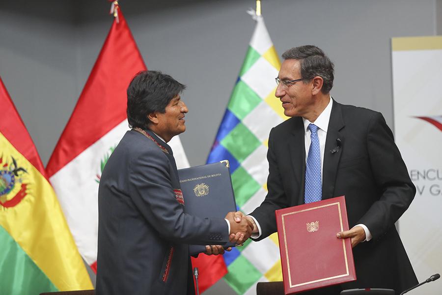 Gabinete Binacional Perú-Bolivia: 92 compromisos y 12 acuerdos basados en 4 ejes