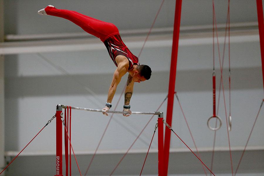 Lima 2019: capitán de la selección de gimnasia luchará por su bandera