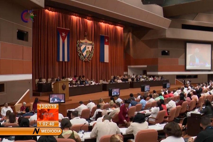 Cuba aprobó ley para volver a tener presidente de la República y primer ministro