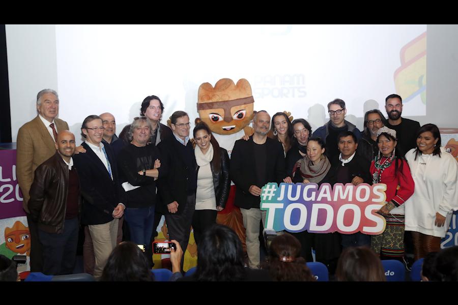 Lima 2019: detalles de la gran inauguración