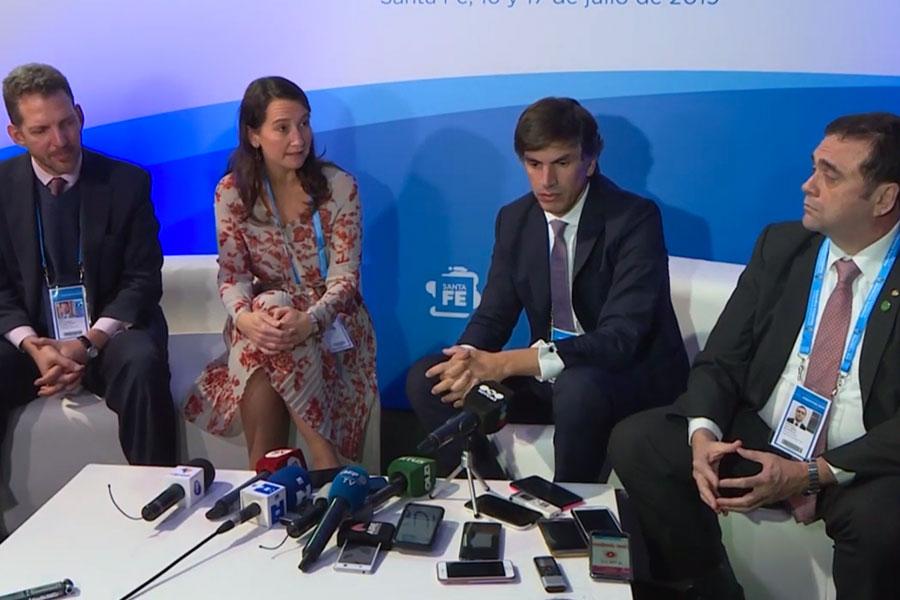 Mercosur aboga por aplicación provisoria de su pacto con la UE
