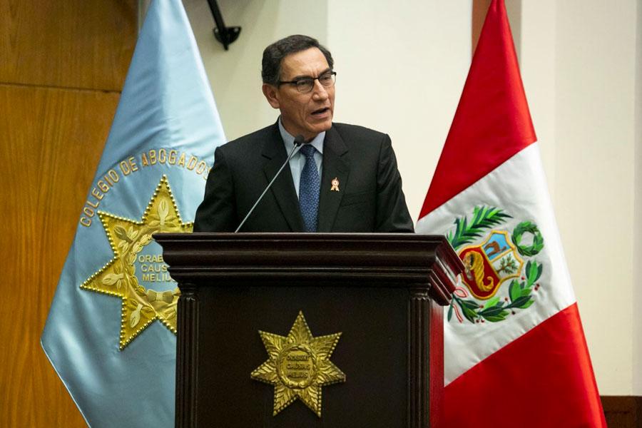 Vizcarra espera que extradición de Toledo se cumpla en el menor plazo posible