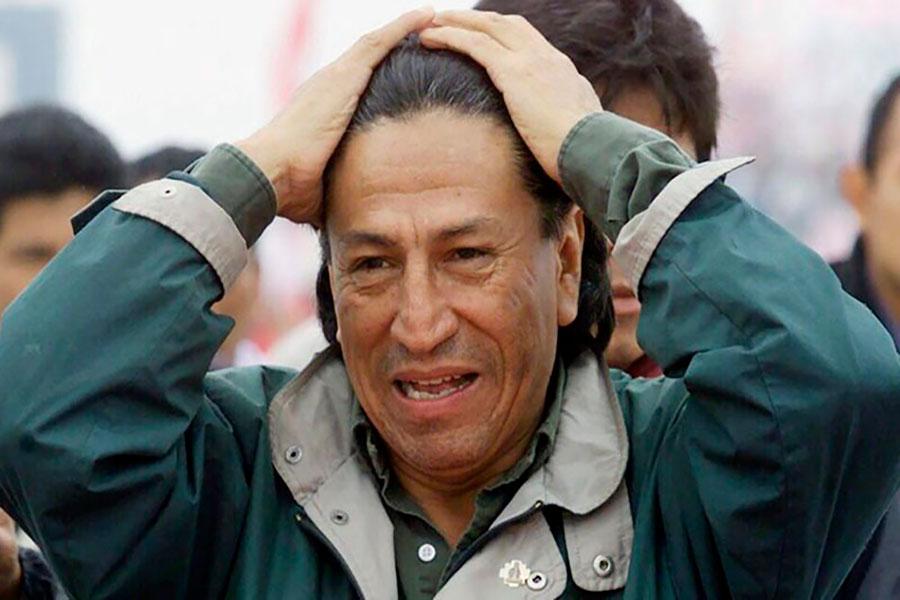 Andina te informa: expresidente Toledo y lo que le espera