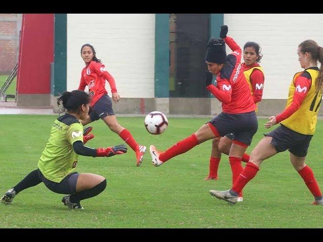 Lima 2019: las expectativas de la selección peruana de fútbol femenino