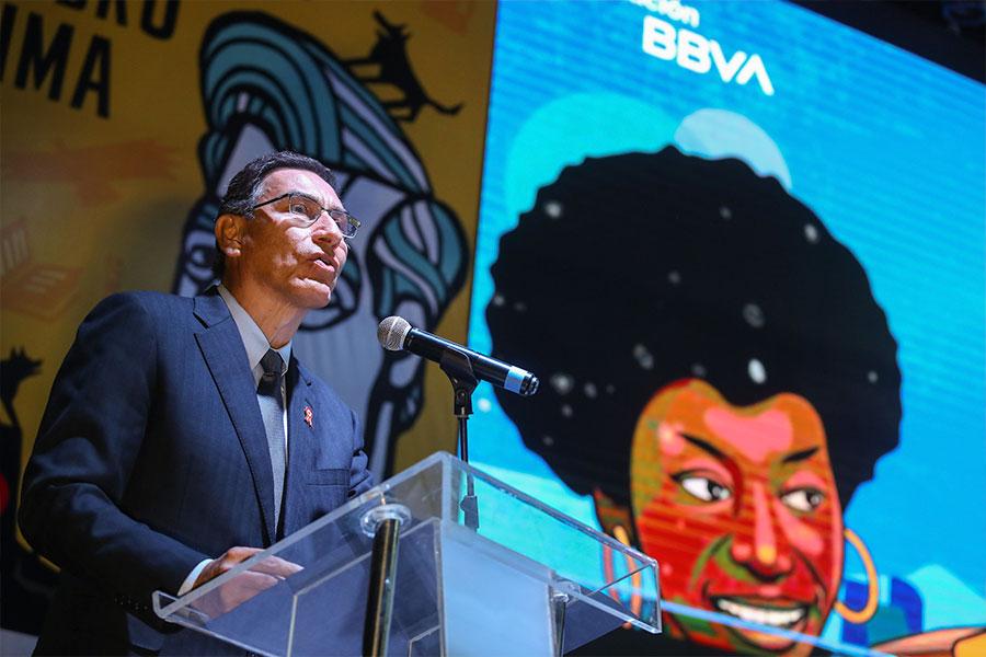 Vizcarra: urge aprobación de nueva Ley del Libro