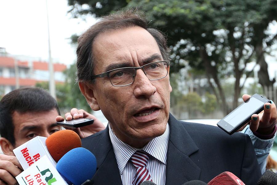 Vizcarra: confiamos en que se determine la extradición de Toledo