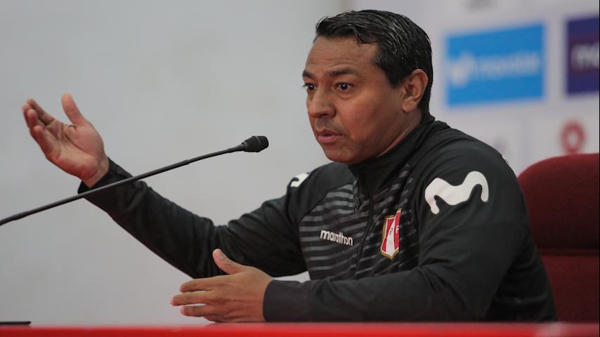 Lima 2019: Nolberto Solano confía en que selección destacará en Panamericanos