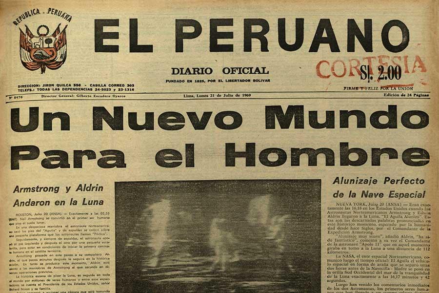 Así lo contamos: 50 años de la llegada del hombre a la luna