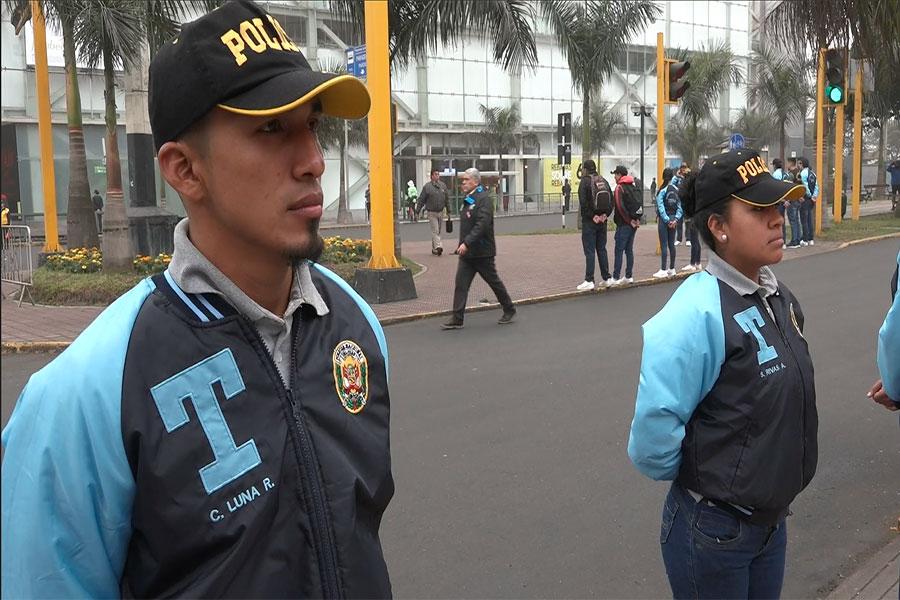 Lima 2019: más de 23,000 policías garantizarán seguridad en los Juegos