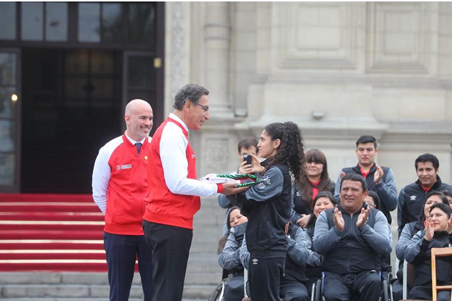 Vizcarra: Juegos Parapanamericanos nos van dejar un gran legado