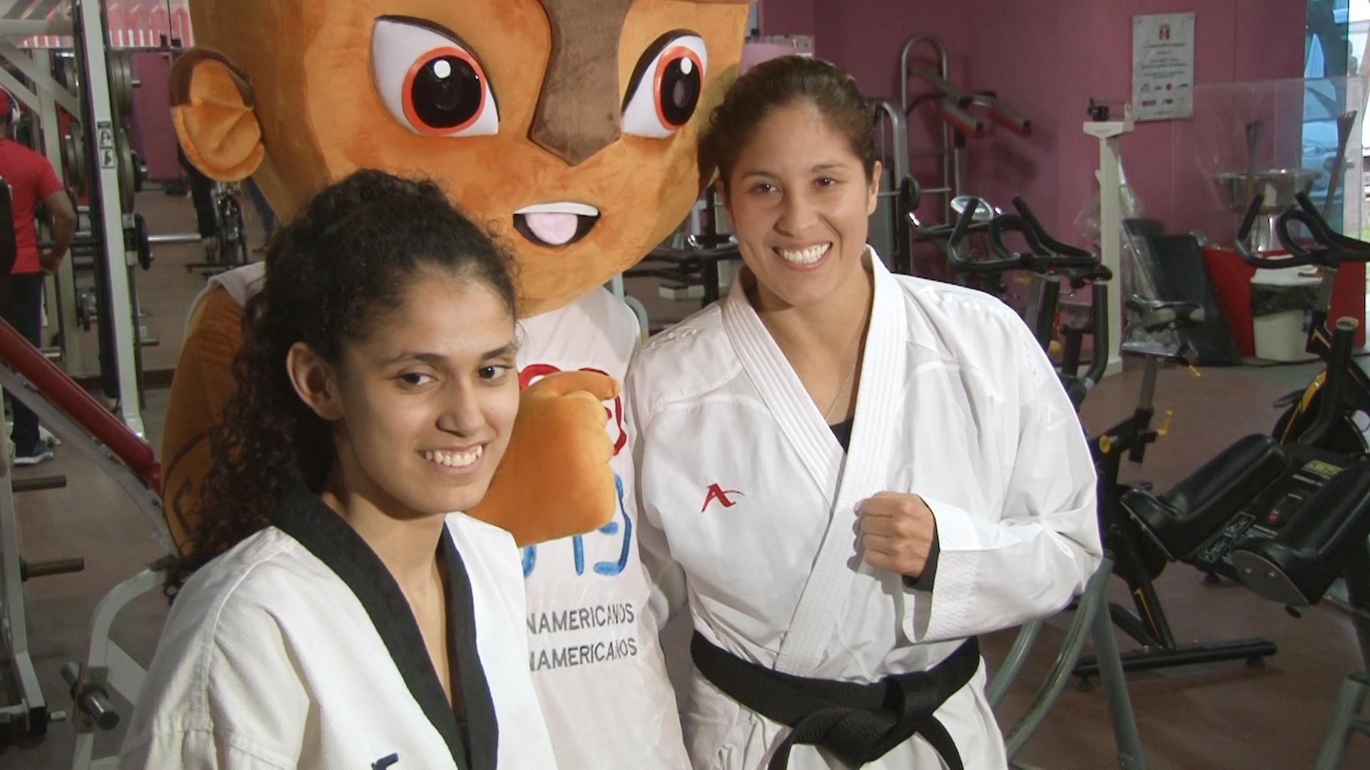 Lima 2019: Alexandra Grande apoya a los para atletas