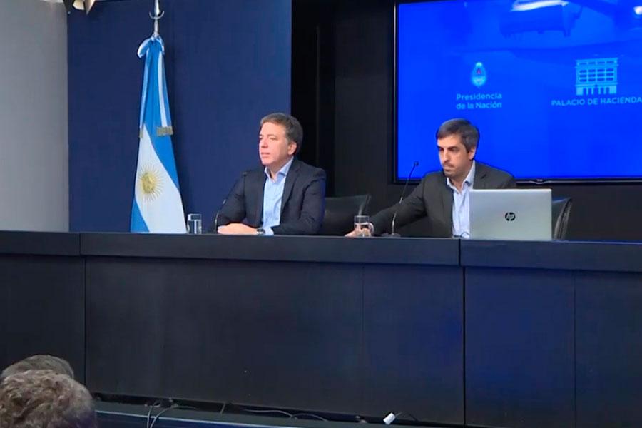 Ministro de Hacienda de Argentina renunció a su cargo