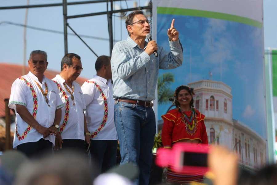 """""""Propuesta de adelanto de elecciones fue presentada escuchando el clamor del pueblo"""""""
